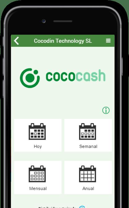 Aplicación Móvil Cococash